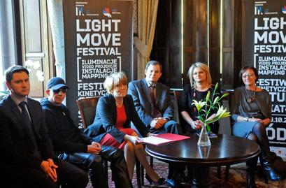 Light Move Festival - Założenia